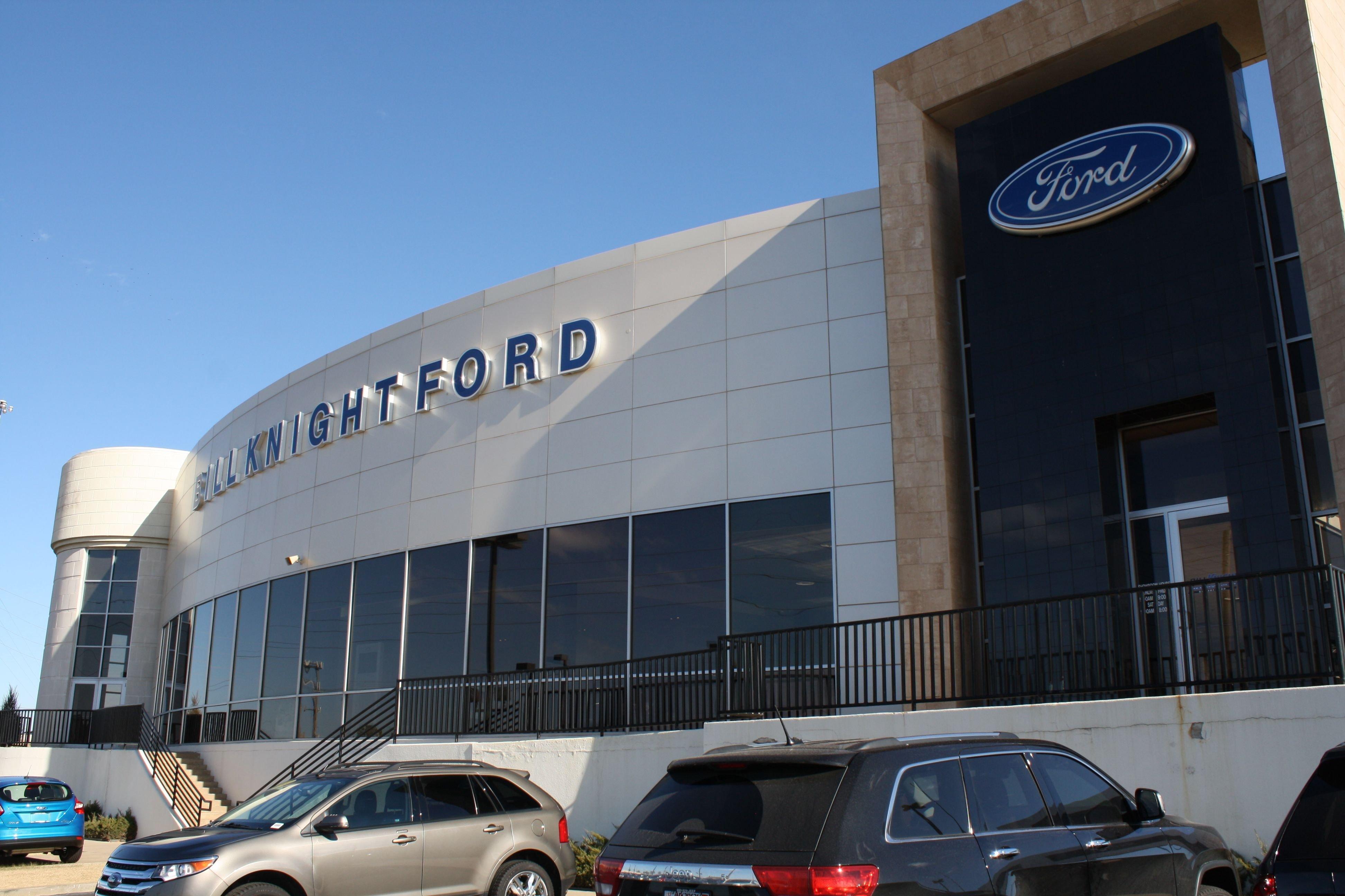 Bill Knight Ford in Oklahoma