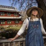 Green technology in building houses pioneered by a couple in Provo