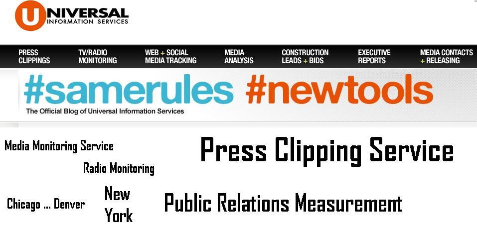 Public Relations Measurement New York