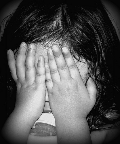 Shy children need time to find their inner strengths.