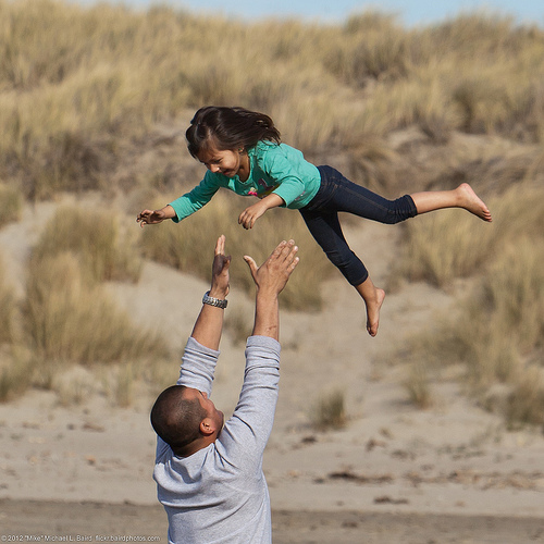Parents can help their child to grow in confidence by offering small but regular challenges.