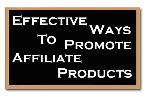 Promote-Affiliate-Products
