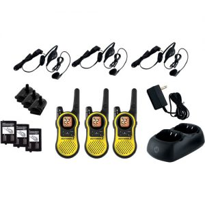 medical office two way radios