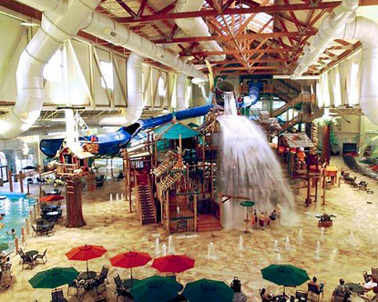 Great Wolf Lodge: The Weatherproof Fun Factory