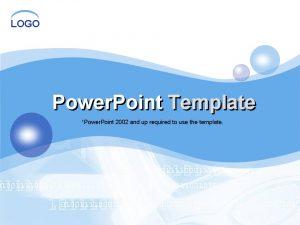 Getting PowerPoint Presentation Design Online