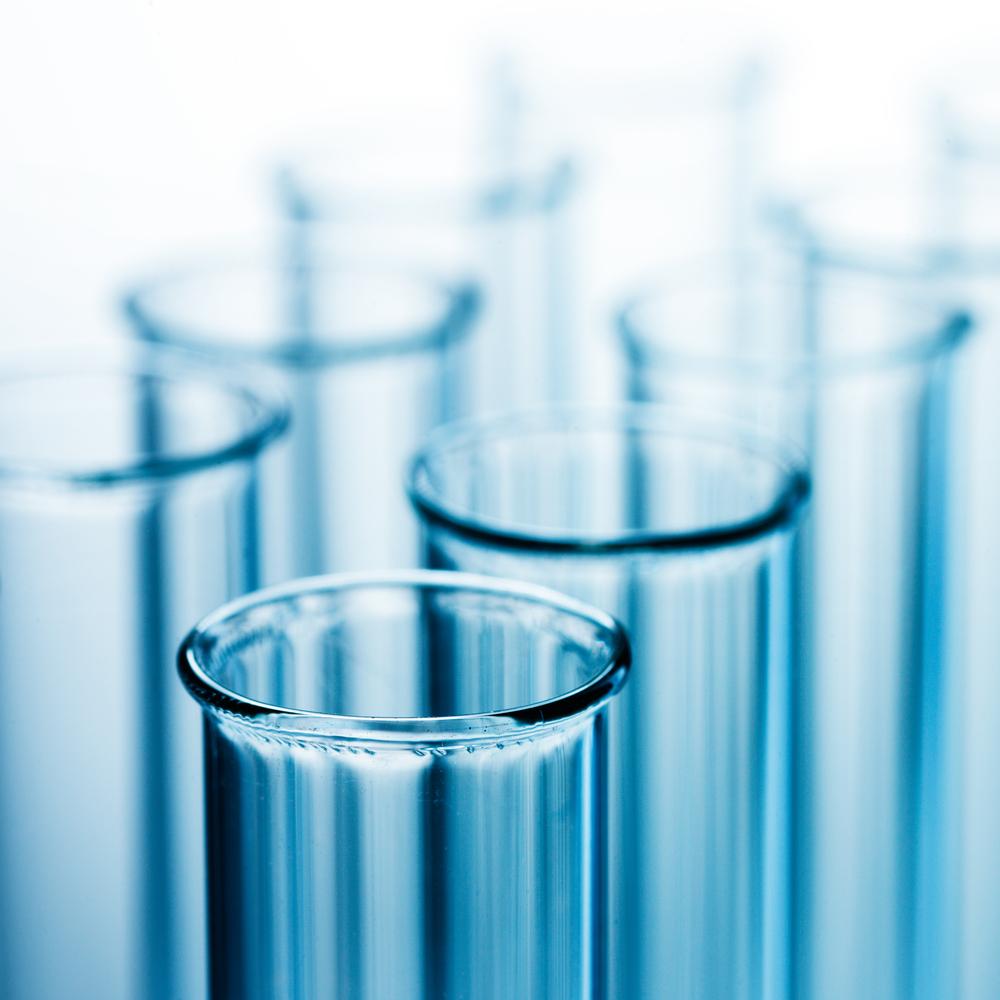 Test tube - Courtesy of Shutterstock