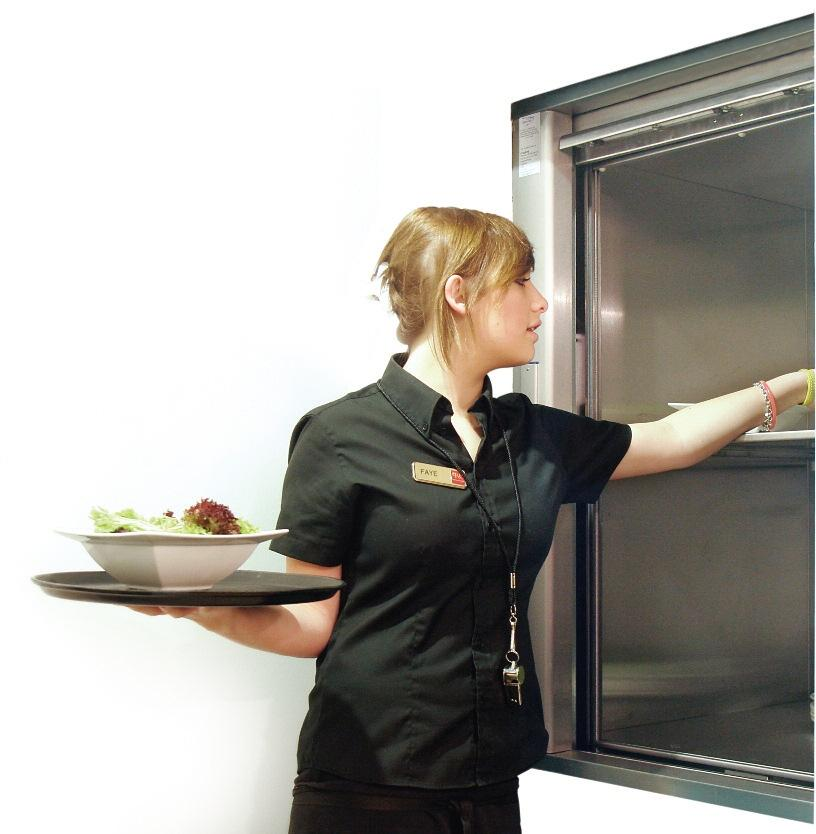 The Benefits Of Using Service Lifts