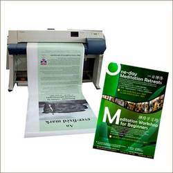 An Overview Of The Work Of Poster Printing Companies