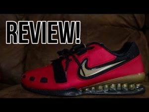 The Nike Romaleos Review