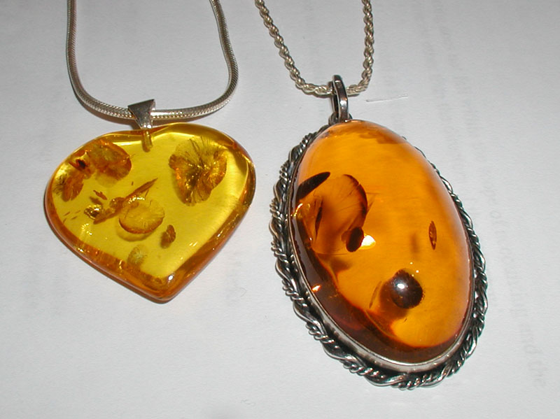 Amber and Jewelleries: How Come The Combination?!