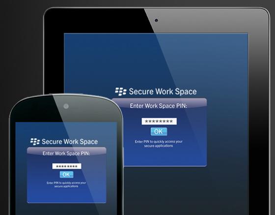 BlackBerrySecureWorkSpaceiOSAndroid