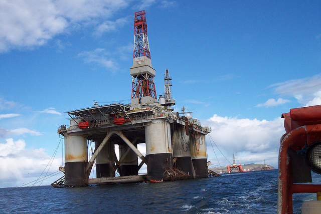 5 Amazing Facts About Working On An Oil Drilling Platform