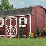 Building Colonial Sheds