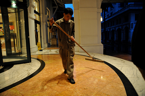 How to Take Proper Care of Marble Floors