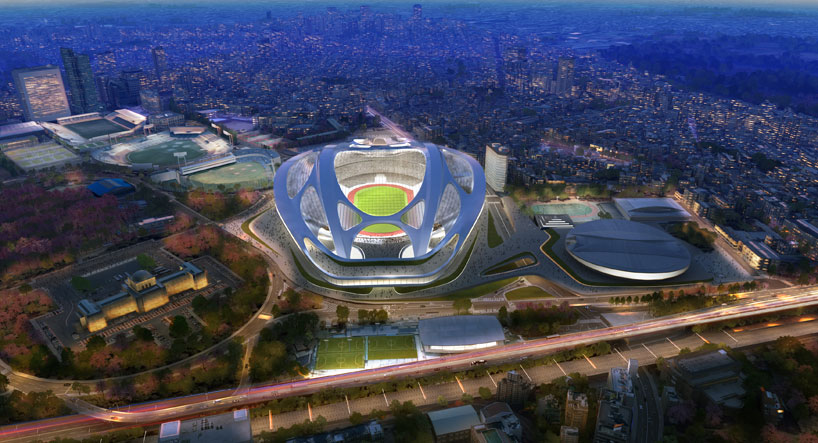 Olympics Could Spur Japanese Construction Boom