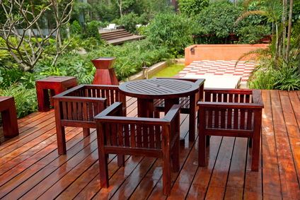 How To Use Your Outdoor Furniture For The Indoors