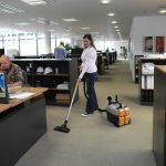Benefits Of Outsourcing The Commercial Cleaning Of Your Workplace