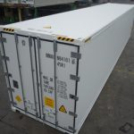 Refrigerated Container Hk