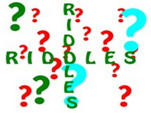 Riddles – An Entertaining Way To Help Your Kids Learn New Things