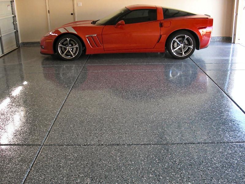 Keeping Mold & Mildew Away From Your Garage Floor