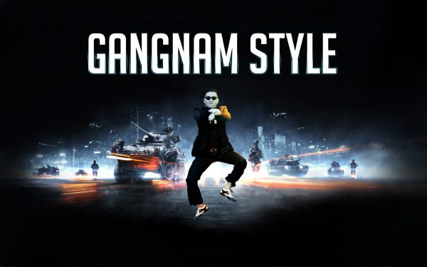 Gangnam Style: 1,800k Views and Counting