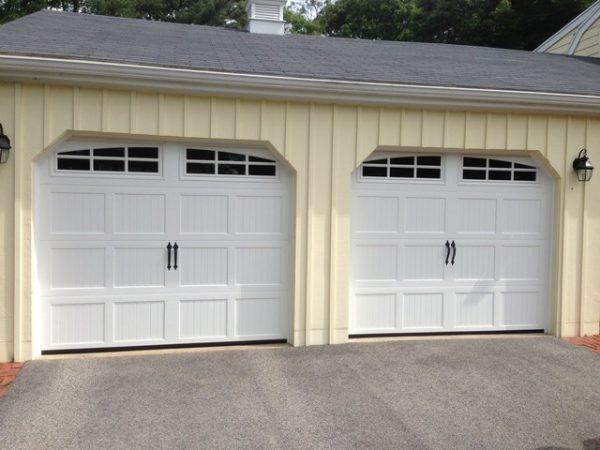 How To Fix A Dent In Your Garage Door