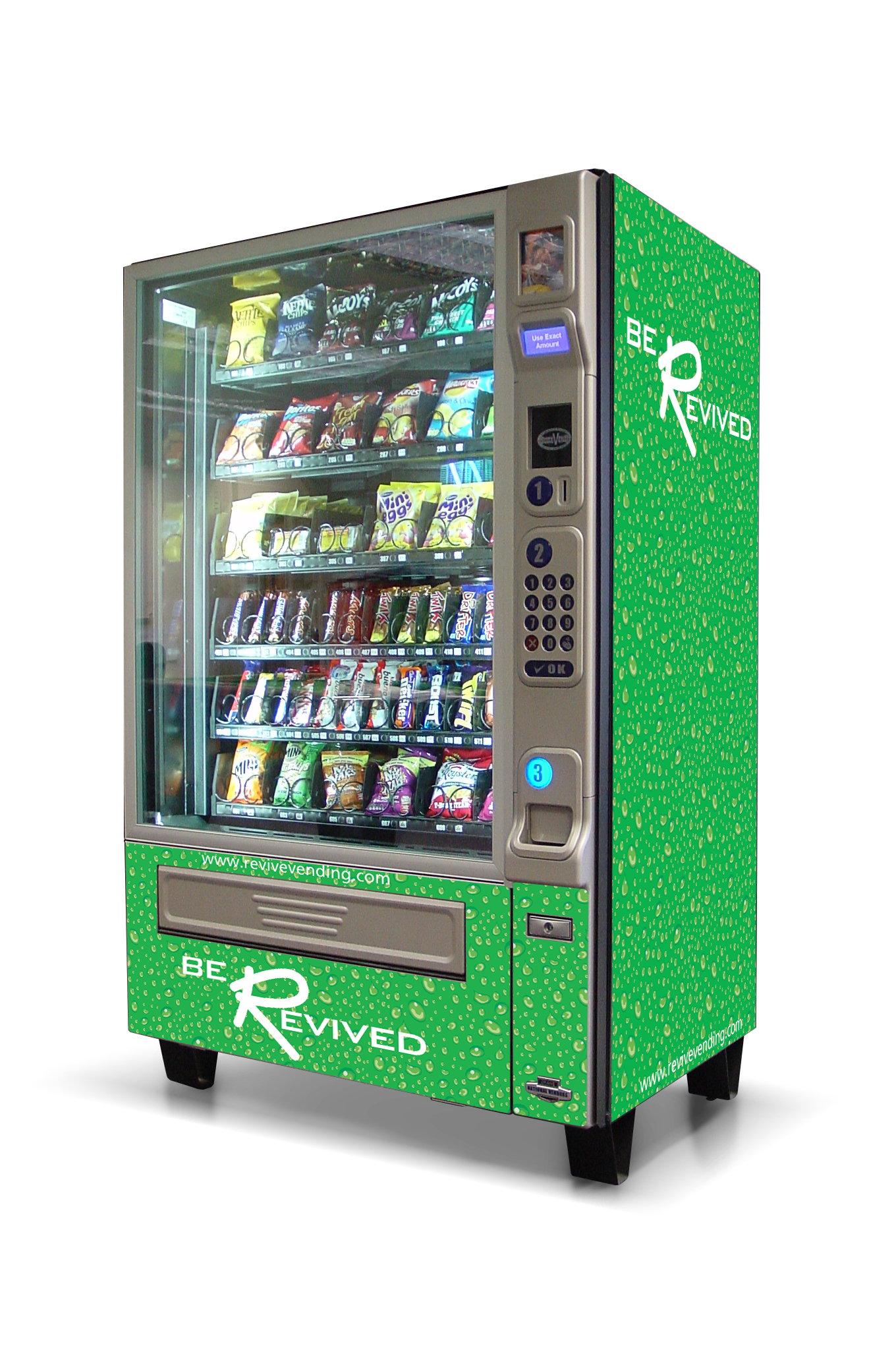 How To Make More Money By Choosing The Right Refurnished Vending Machines?
