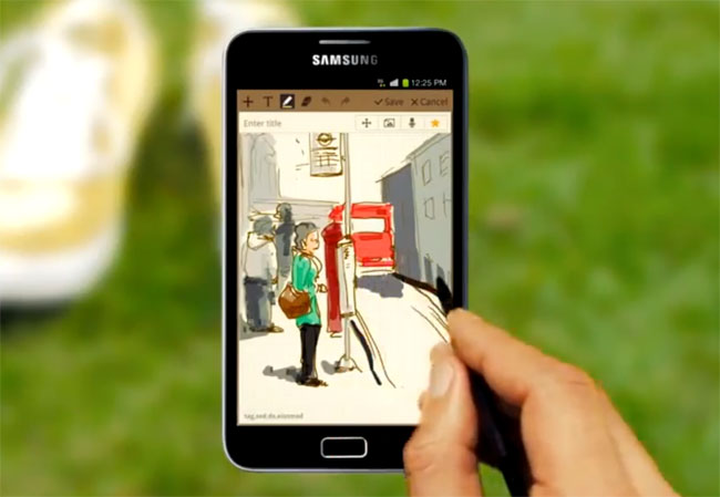 Rumors About Samsung GalaxyNote 4