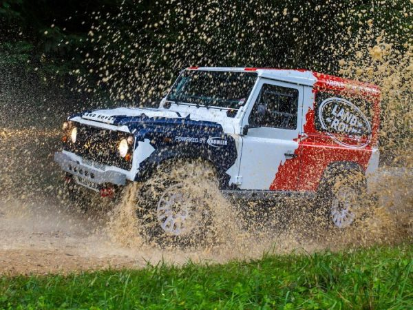 Land Rover Rally Series announced