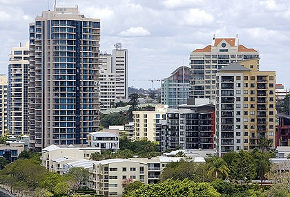 Brisbane Property Market On The Move