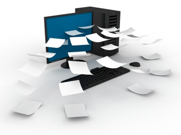Document Management – The Accelerating Move Away From Paper Leading