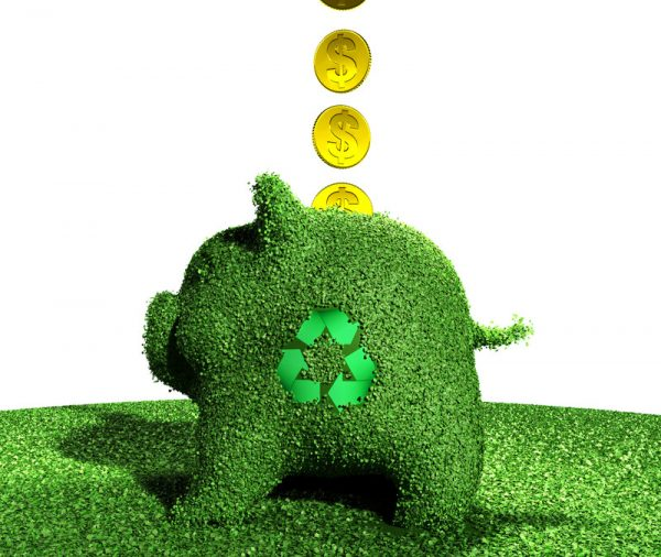 Five Ways Your Business Can Save Money While Being Green