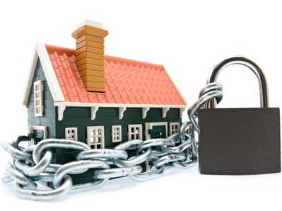 House on Lockdown, Five Steps to Securing your Possessions