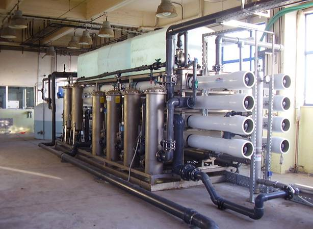A Look At A Few Reverse Osmosis Plants From Around The Globe