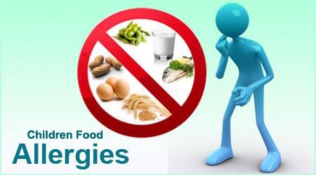 7 Common Food Allergies