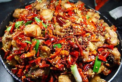 5 Mind-Blowing Hot And Spicy Foods