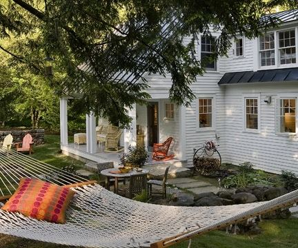 5 Steps To Having A Perfectly Relaxing Back Yard