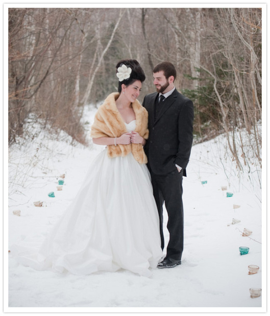 7 Simple Tips For Planning The Perfect Winter Wedding