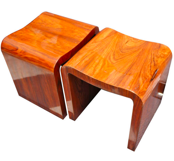 Relieve Home Atmosphere With Cute Footstool Addition