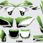 Applying The Right Material For The Motocross Graphics