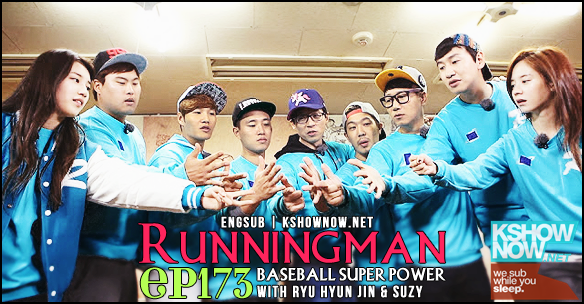 Spice Your Life Up By Watching The Running Man