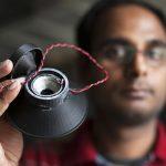 Indian-American Student Develops 3-D Printed Loudspeaker