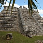 Magnificent Mayan Ruins In Central America