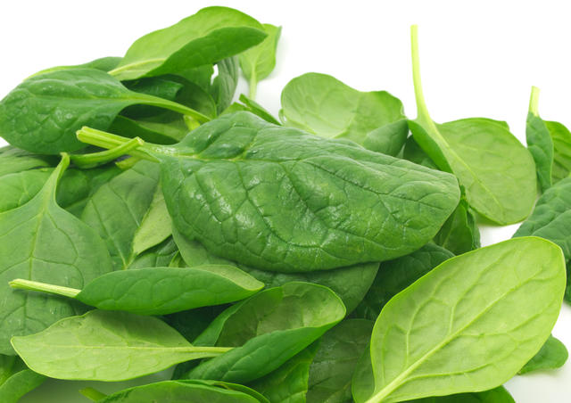 Spinach - The World's Healthiest Foods