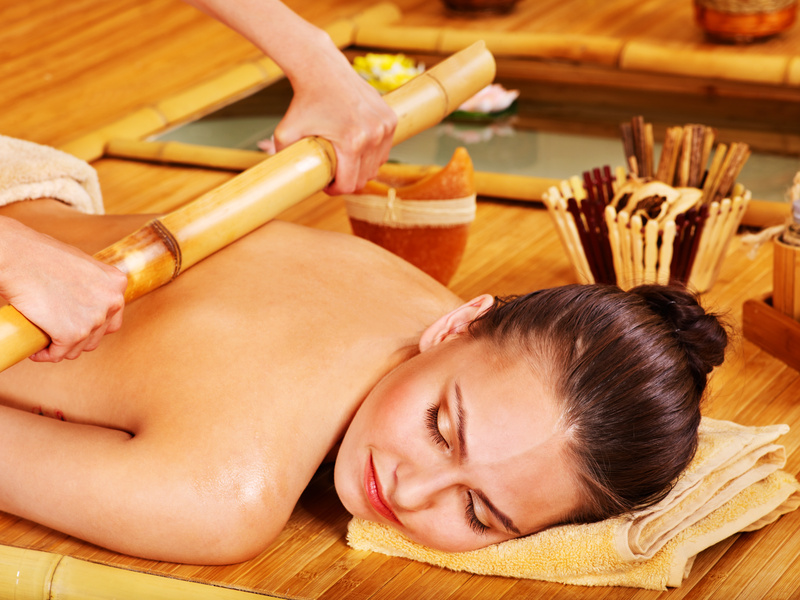 The Art of Massage with Bamboo