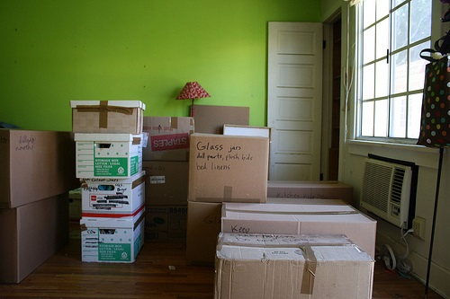 Make Moving Day One To Pleasantly Remember