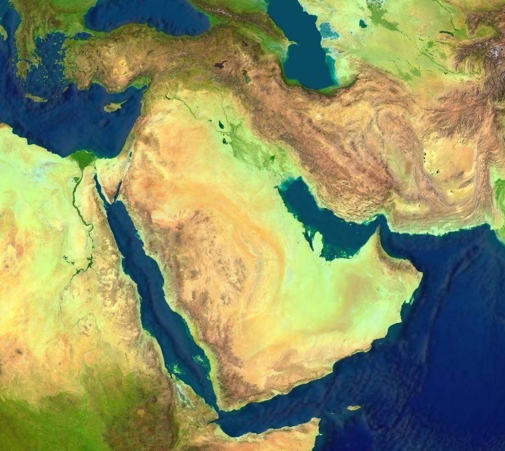 4 Middle Eastern Major Economic Issues That America Should Be Involved With