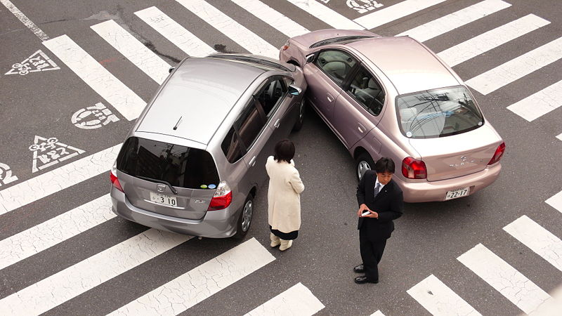 Quick Tips If You Cause A Car Accident