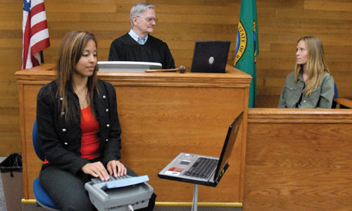 What Does A Court Reporter Do?
