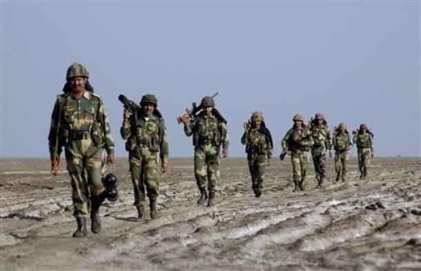The 6 Most Powerful Militaries In The World